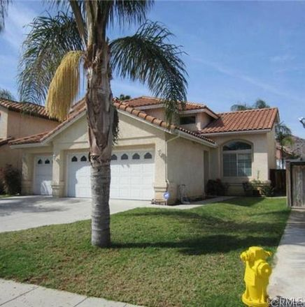 Rent this 4 bed house on 3071 Manchester Circle in Corona, CA 92879