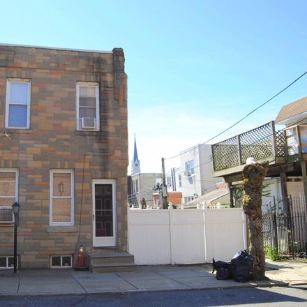 Rent this 3 bed townhouse on Memphis St in Philadelphia, PA
