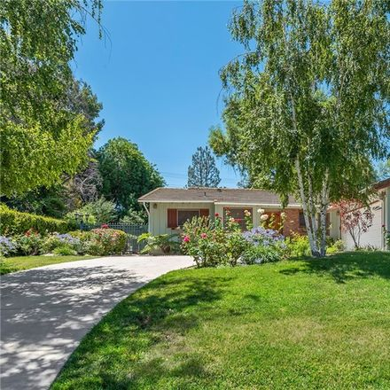 Rent this 3 bed house on 23936 Nomar St in Woodland Hills, CA