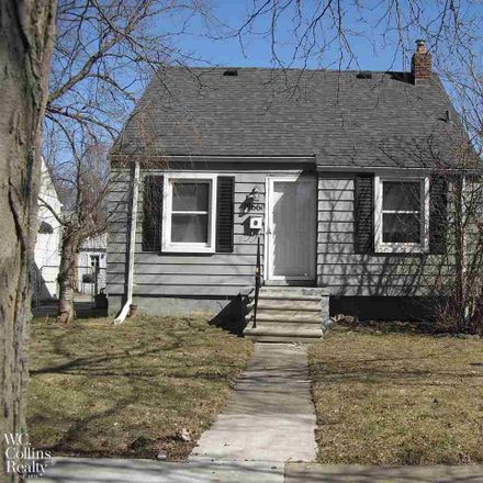 Rent this 3 bed house on Elkhart St in Harper Woods, MI