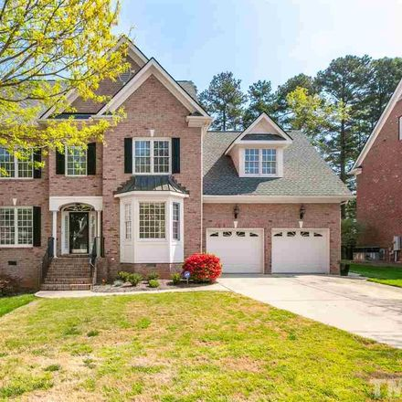 Rent this 4 bed house on 229 Ridge Creek Drive in Morrisville, NC 27560