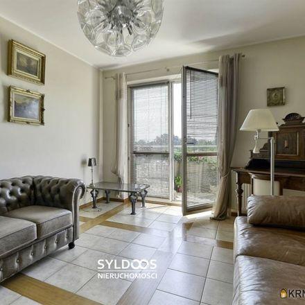 Rent this 3 bed apartment on Bolesława Czerwieńskiego 3d in 31-319 Krakow, Poland