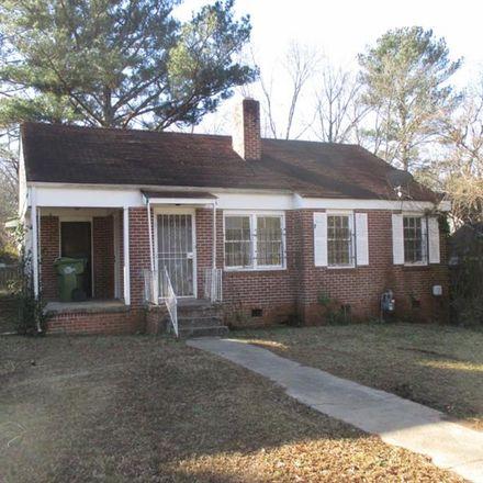 Rent this 2 bed house on 1758 Springview Road Northwest in Atlanta, GA 30314