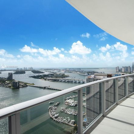 Rent this 3 bed condo on 488 Northeast 18th Street in Miami, FL 33132