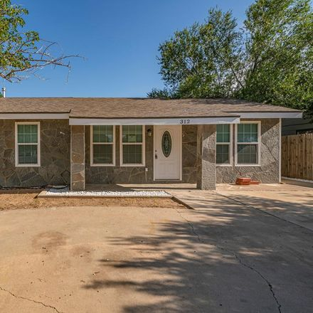 Rent this 3 bed house on Hickory Avenue in Midland, TX 79705