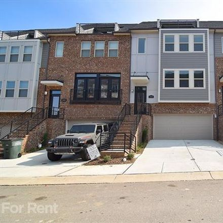 Rent this 4 bed townhouse on Stetler Street in Charlotte, NC 28204