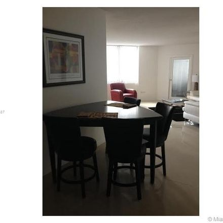 Rent this 2 bed condo on 905 Brickell Bay Drive in Miami, FL 33131