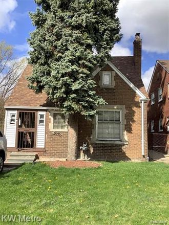 Rent this 2 bed house on 19979 Spencer Street in Detroit, MI 48234