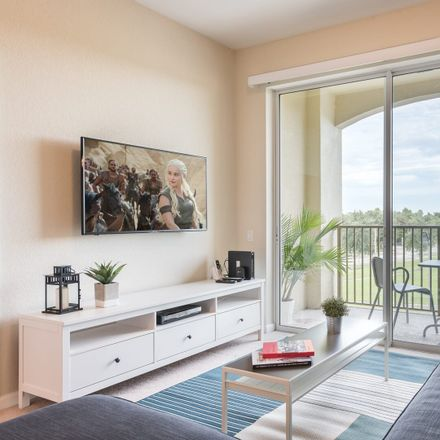 Rent this 3 bed apartment on The Isles at Cay Commons in Destination Parkway, Orange County