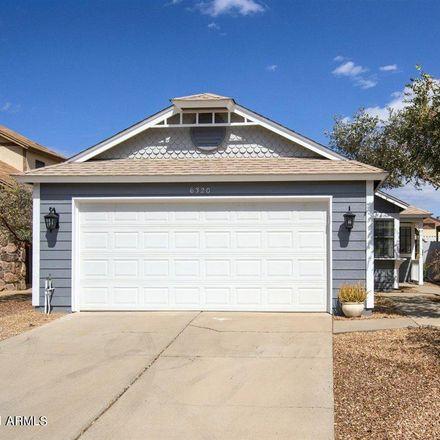 Rent this 3 bed house on 6320 West Mercer Lane in Glendale, AZ 85304