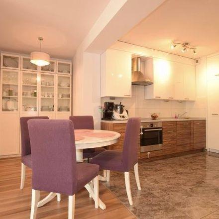 Rent this 3 bed apartment on Jedności Narodowej 119 in 50-301 Wroclaw, Poland