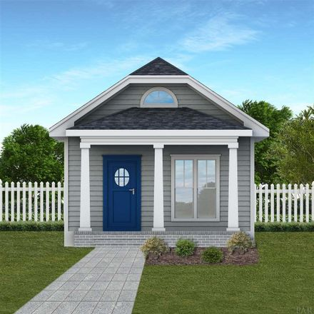 Rent this 3 bed house on E de Soto St in Pensacola, FL