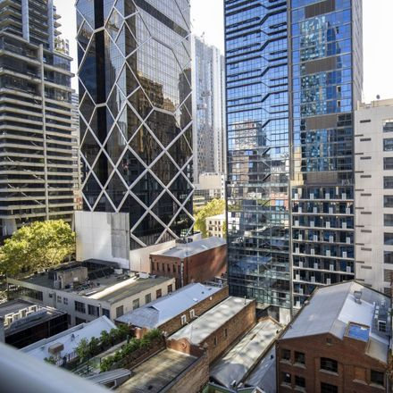 Rent this 1 bed apartment on 1008/318 Little Lonsdale Street