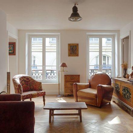 Rent this 3 bed apartment on 26 Rue de l'Échiquier in 75010 Paris, France