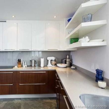 Rent this 3 bed condo on Trump Tower 3 in 15811 Collins Avenue, Sunny Isles Beach