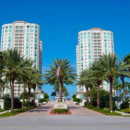 Rent this 2 bed condo on 1180 Gulf Boulevard in Clearwater, FL 33767