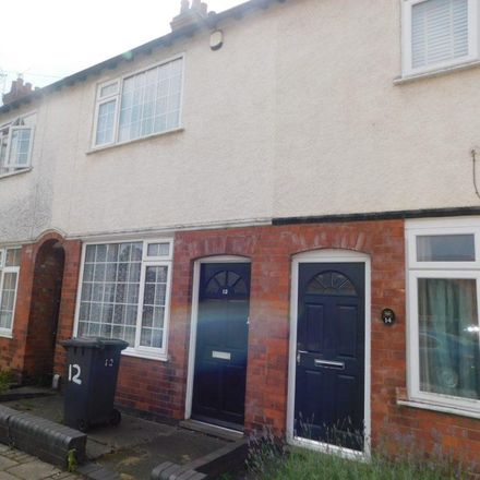 Rent this 2 bed house on 205 Knighton Road in Leicester LE2 3TT, United Kingdom