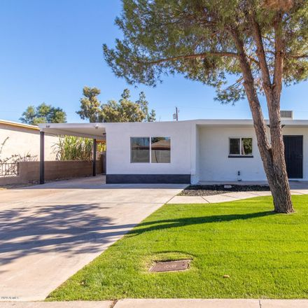 Rent this 3 bed house on 649 South Fraser Drive in Mesa, AZ 85204