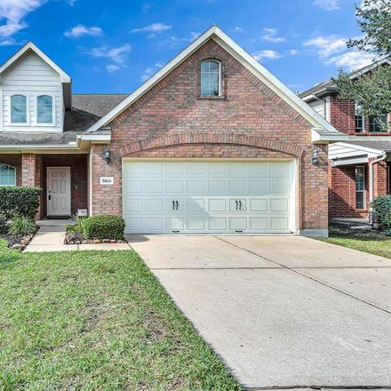 Rent this 3 bed house on 5803 Llano Creek Dr in Katy, TX