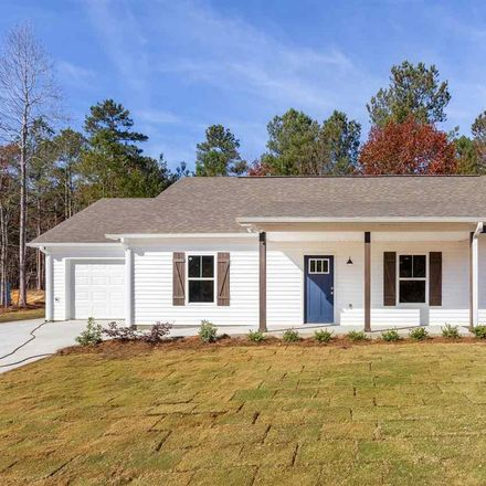 Rent this 3 bed house on 160 Parkwood Way in Odenville, AL