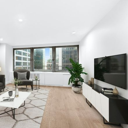 Rent this 1 bed condo on Cafe Water in 130 Water Street, New York