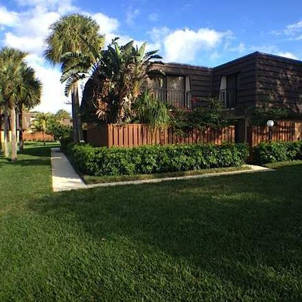 Rent this 2 bed apartment on 2013 20th Court in Jupiter, FL 33477