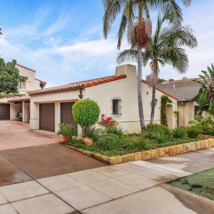 Rent this 2 bed house on 1024 Garden Street in Santa Barbara, CA 93101
