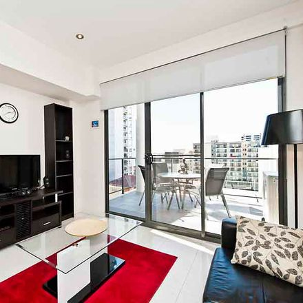 Rent this 1 bed apartment on 100/131 Adelaide Terrace