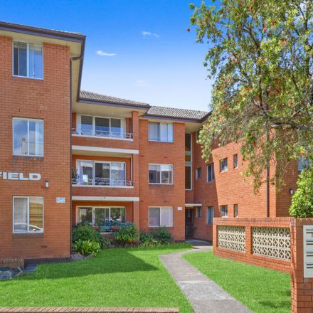 Rent this 2 bed apartment on 1/35 Banksia Road
