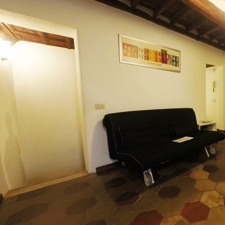 Rent this 1 bed apartment on Rione VI Parione in Corso Vittorio Emanuele II, 0186 Rome RM