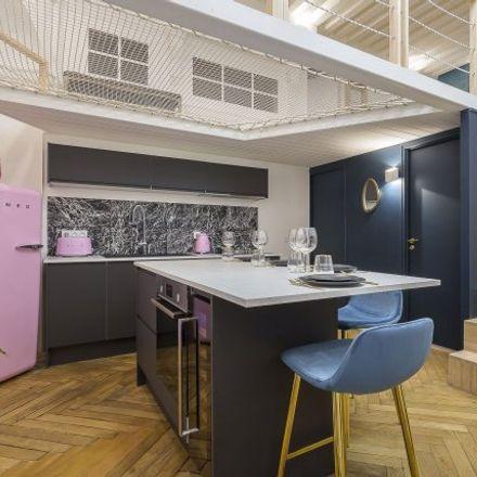 Rent this 1 bed apartment on Lyon 2e Arrondissement in AUVERGNE-RHÔNE-ALPES, FR