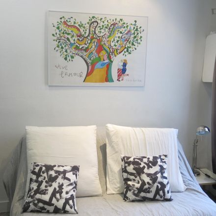 Rent this 0 bed apartment on 13 Rue des Francs Bourgeois in 75003 Paris, France