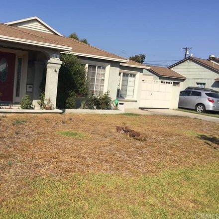 Rent this 4 bed house on 8523 Comolette Street in Downey, CA 90242