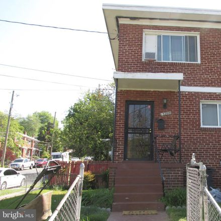 Rent this 3 bed townhouse on 5200 Kenmont Road in Glassmanor, MD 20745