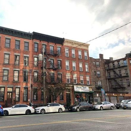 Rent this 1 bed loft on Christopher Columbus Dr in Jersey City, NJ