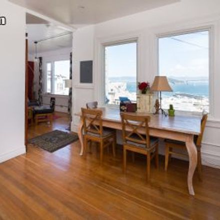 Rent this 1 bed apartment on 438-438B Vallejo Street in San Francisco, CA 94133