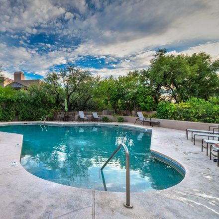Rent this 1 bed condo on N Canyon Crest Dr in Tucson, AZ