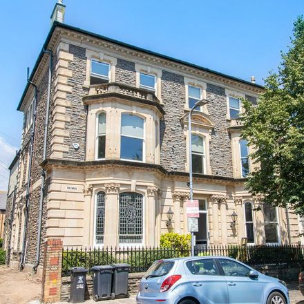 Rent this 1 bed apartment on 43 The Walk in Cardiff, United Kingdom