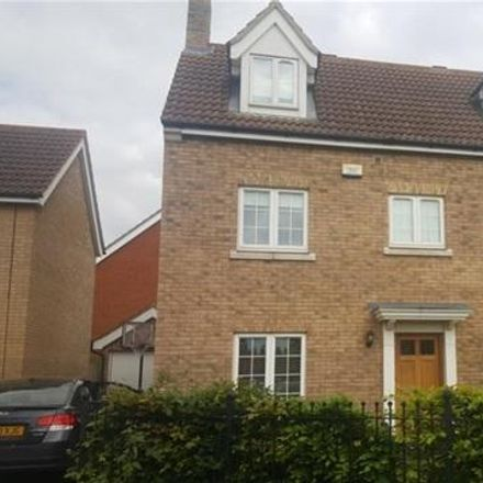 Rent this 4 bed house on Juniper Road in West Suffolk IP28 8TS, United Kingdom