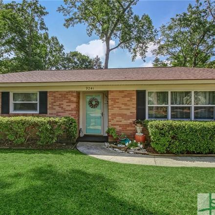 Rent this 3 bed house on Garland Dr in Savannah, GA