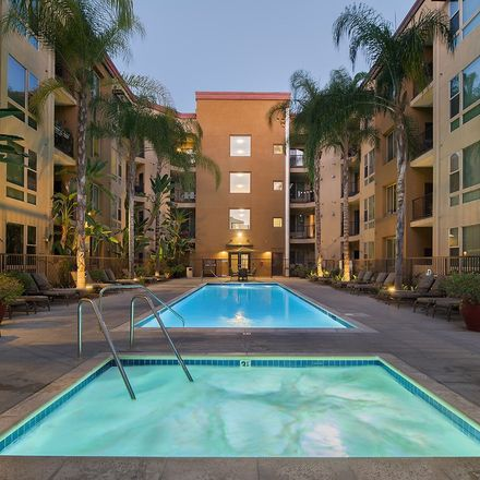 Rent this 1 bed apartment on Canoga Park High School in Topanga Canyon Boulevard, Los Angeles