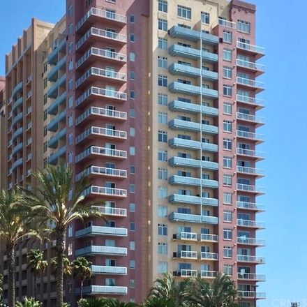 Rent this 1 bed condo on 388 E Ocean Boulevard in Long Beach, CA 90802