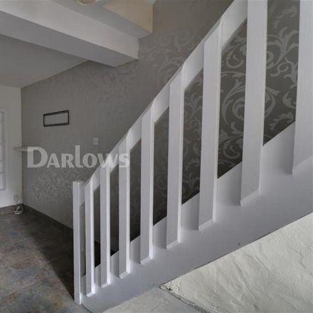 Rent this 1 bed house on Penydarren Road in Merthyr Tydfil CF47 0DJ, United Kingdom