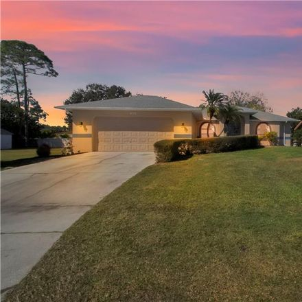 Rent this 3 bed apartment on 976 Great Falls Terrace Northwest in Port Charlotte, FL 33948