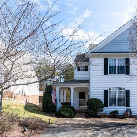 Rent this 4 bed townhouse on Bristlecone Ln in Charlottesville, VA