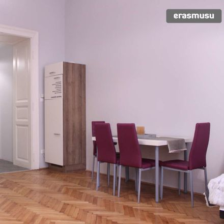 Rent this 1 bed apartment on Budapest in Szondi u., 1064 Hungary