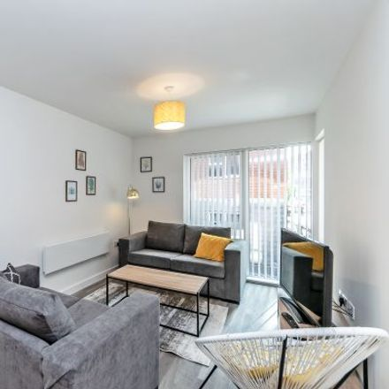 Rent this 4 bed apartment on Simpson Street in Manchester M4 4AS, United Kingdom