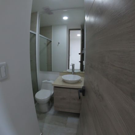 Rent this 0 bed apartment on Metroplús in Comuna 10 - La Candelaria, Medellín