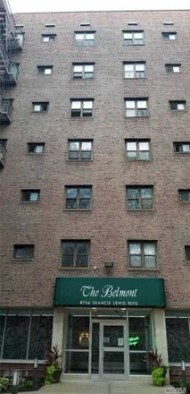 Rent this 2 bed condo on 87-56 Francis Lewis Boulevard in New York, NY 11423
