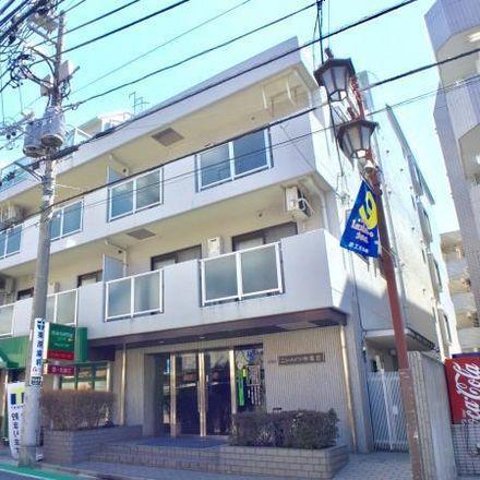 Rent this 0 bed apartment on クロネコヤマト営業所 in Nakai-Dori, Nakaochiai 1-chome